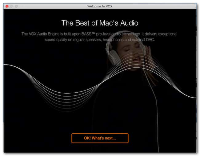 Mac music player vox 2