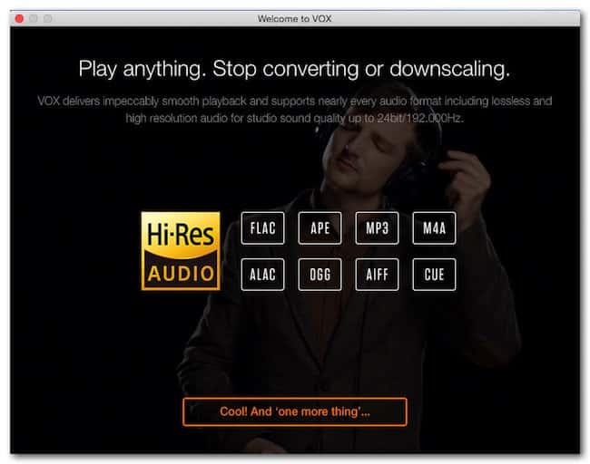 Mac music player vox 3