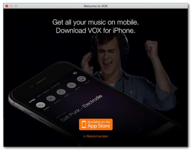 Mac music player vox 5
