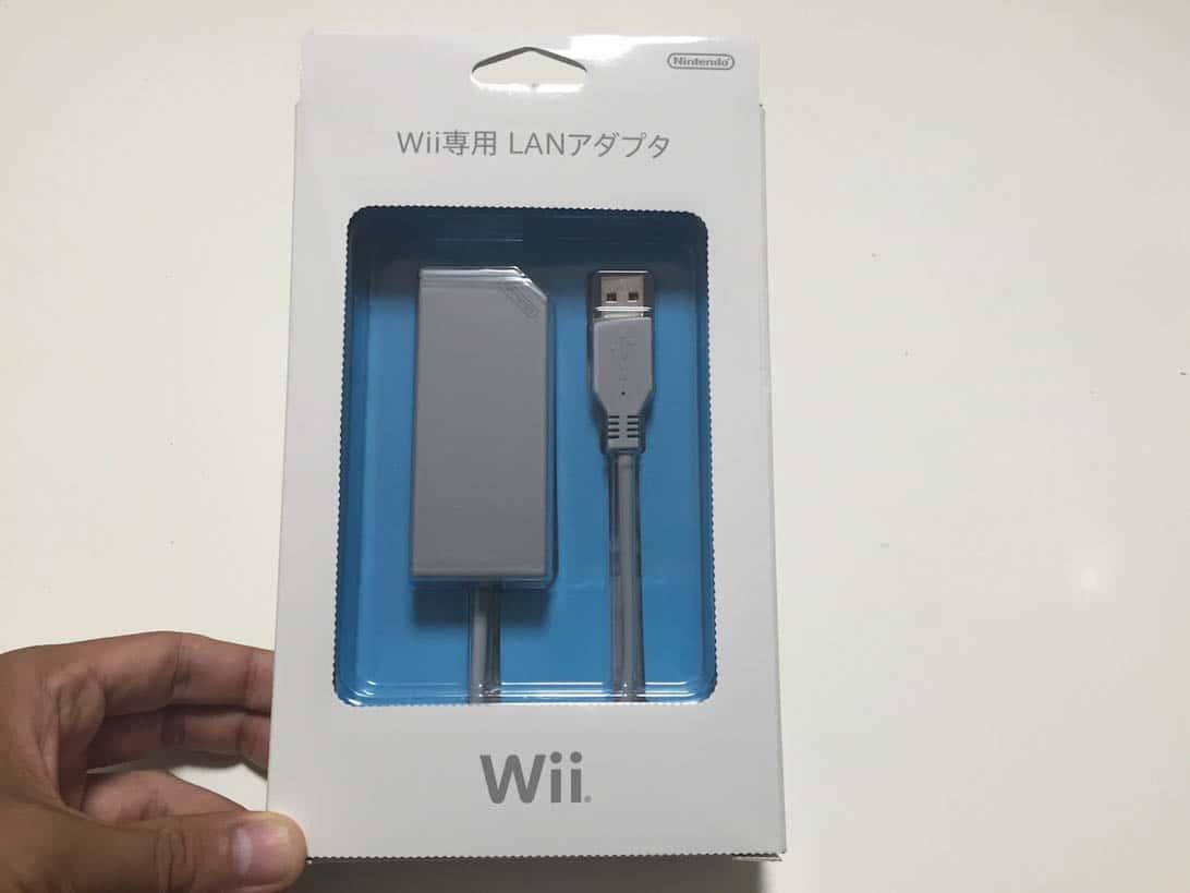 Wii u lan adapter splatoon 1