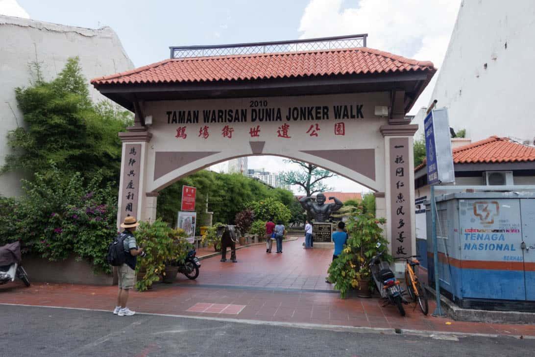 Malaysia malacca tour 32