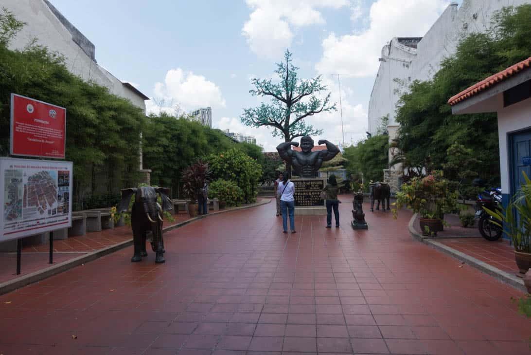 Malaysia malacca tour 33