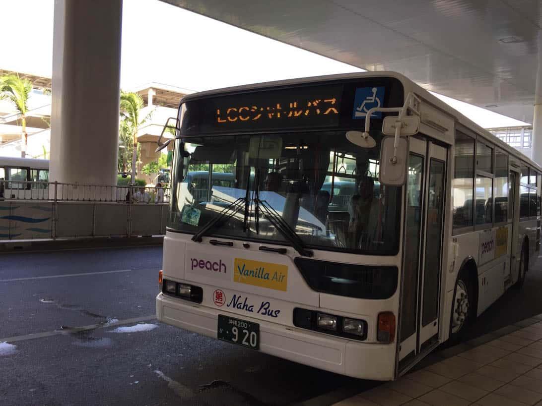 Okinawa naha lcc terminal 2