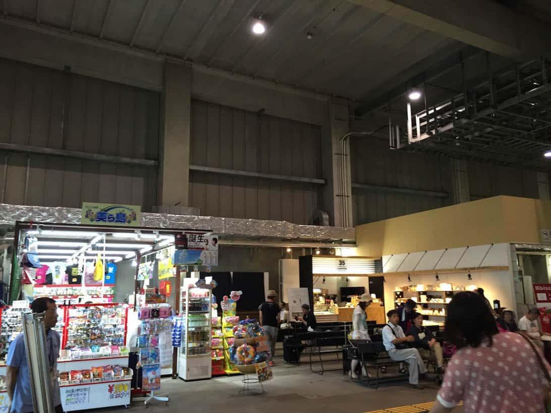 Okinawa naha lcc terminal 3