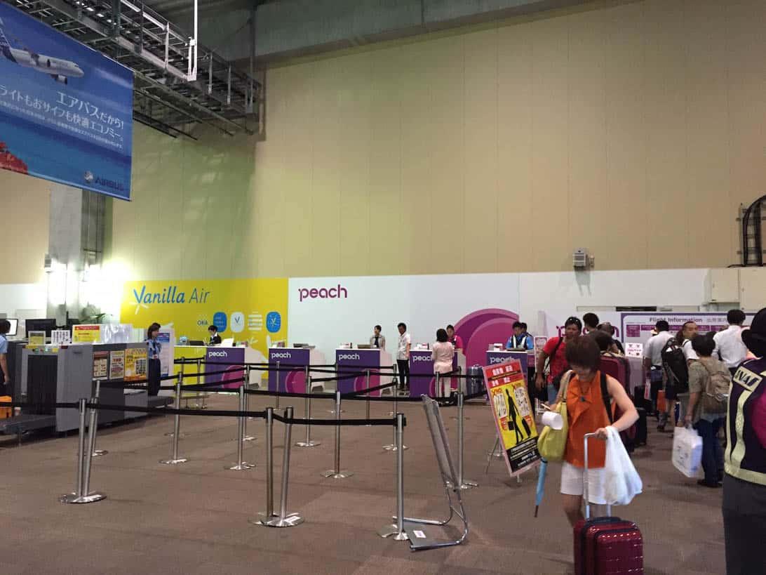 Okinawa naha lcc terminal 4