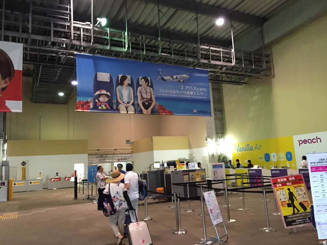 Okinawa naha lcc terminal 5
