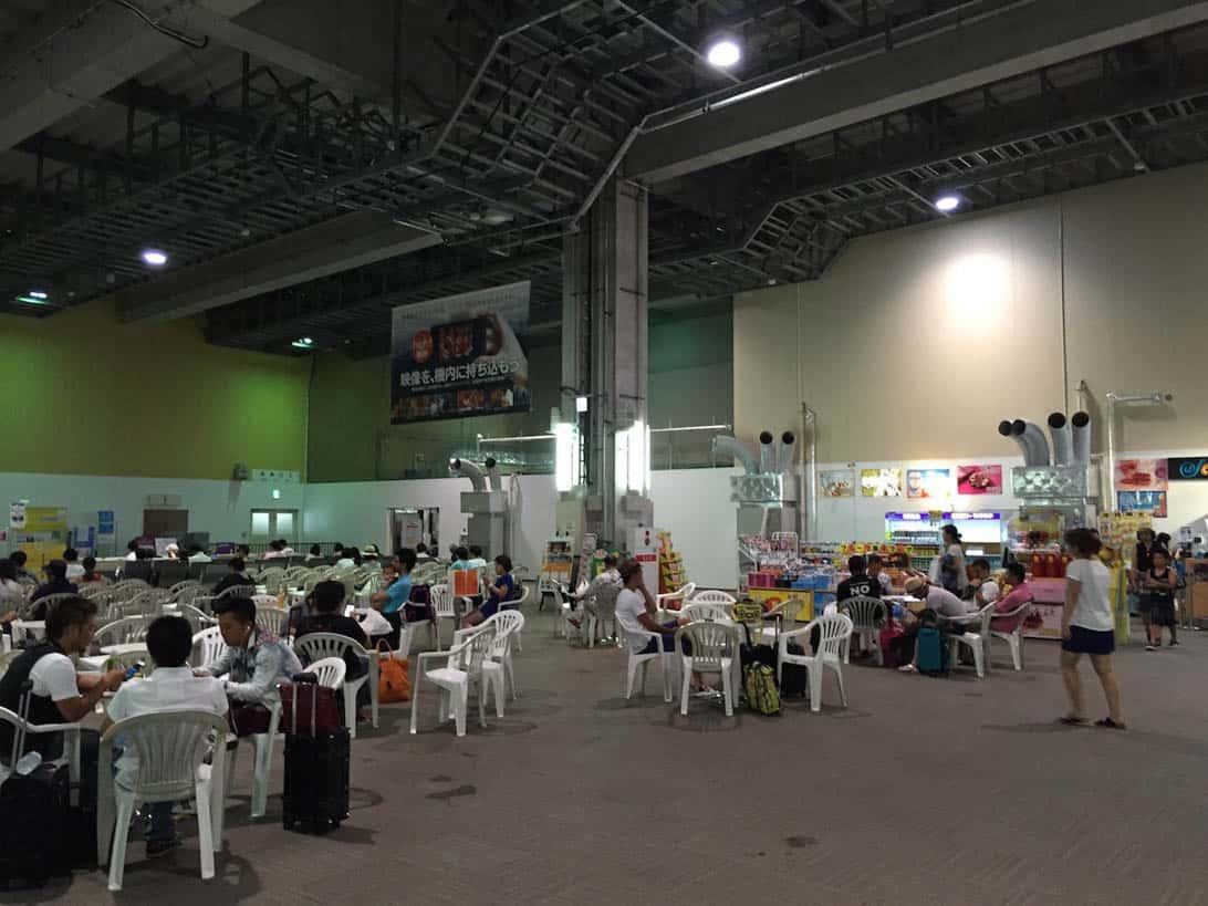 Okinawa naha lcc terminal 7