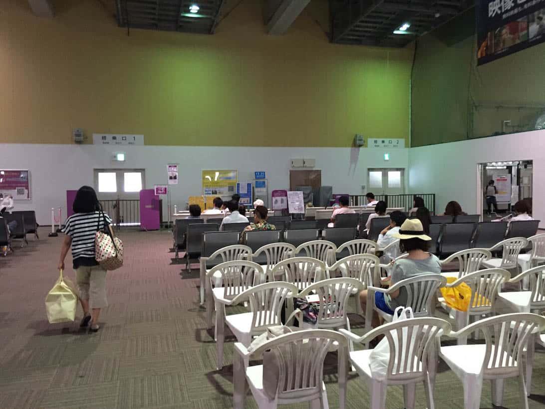 Okinawa naha lcc terminal 8