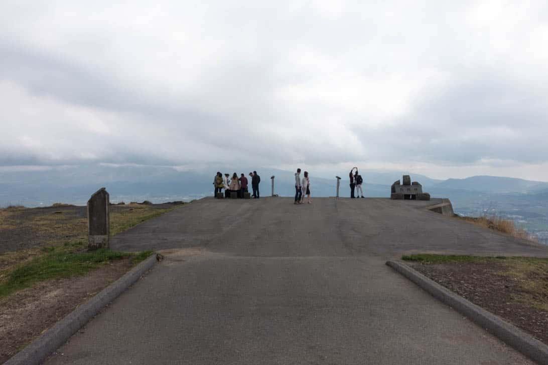Kumamoto aso view point 17