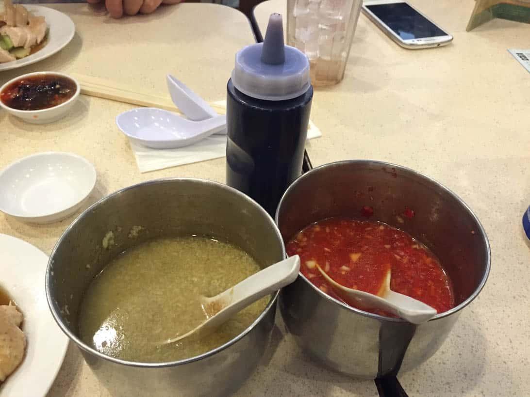 Nam heong chicken rice 12