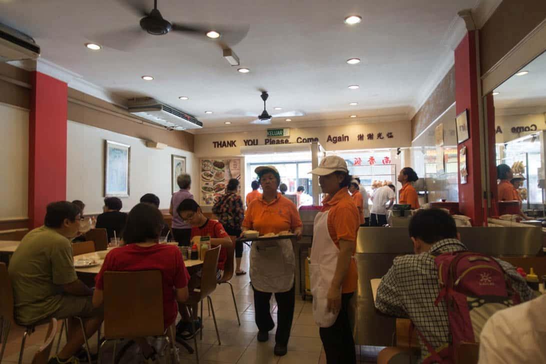 Nam heong chicken rice 5
