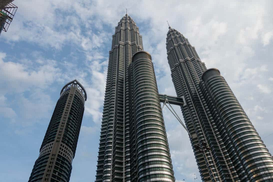Petronas twin towers 1