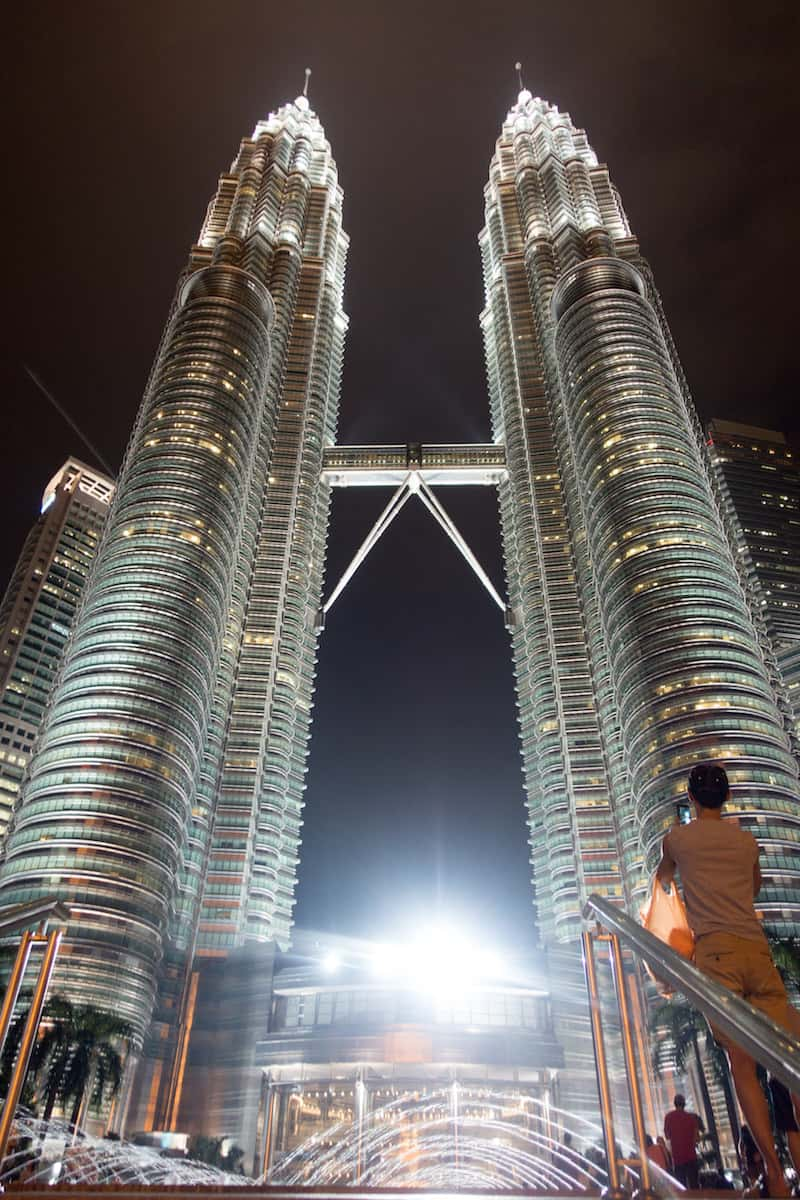 Petronas twin towers 10
