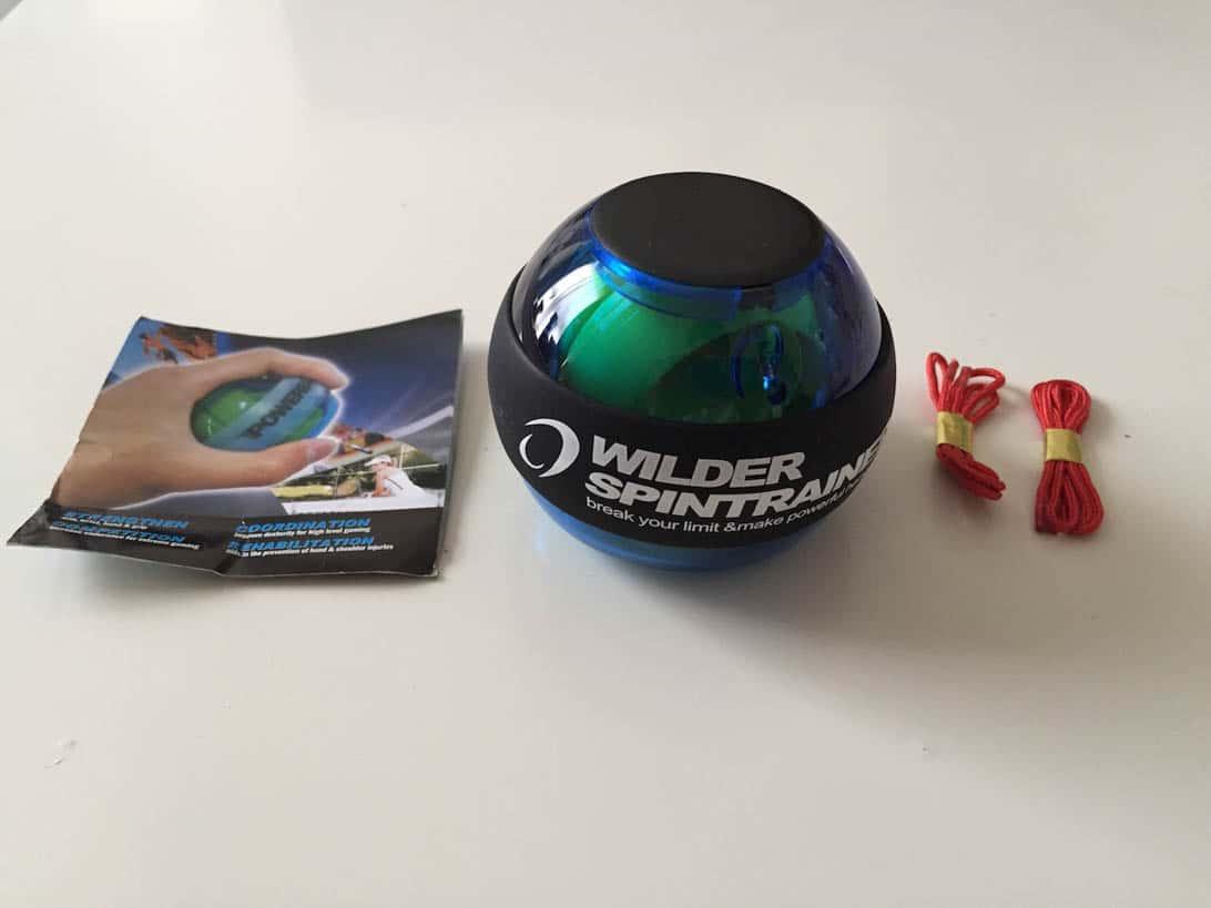 Roller wrist ball 2