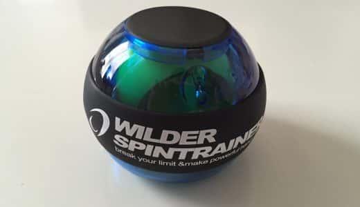 握力を楽しく鍛えられ、負荷も調節可能な「ローラーリストボール」