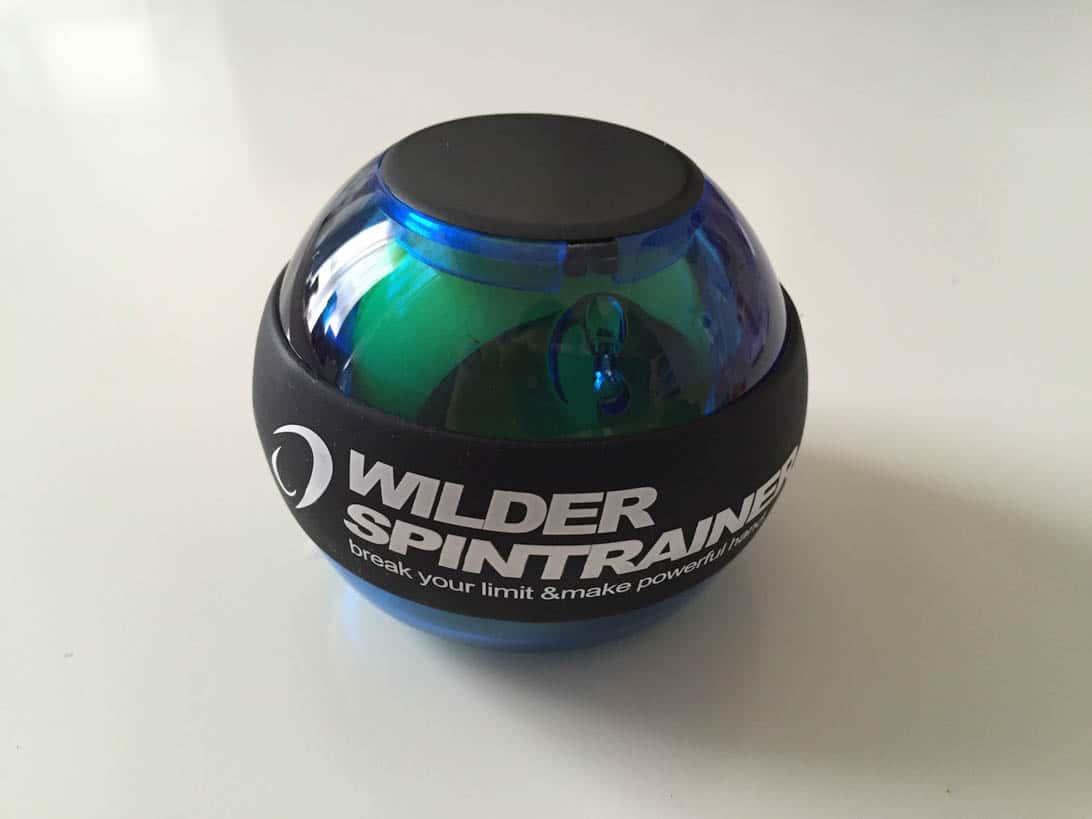 Roller wrist ball 4