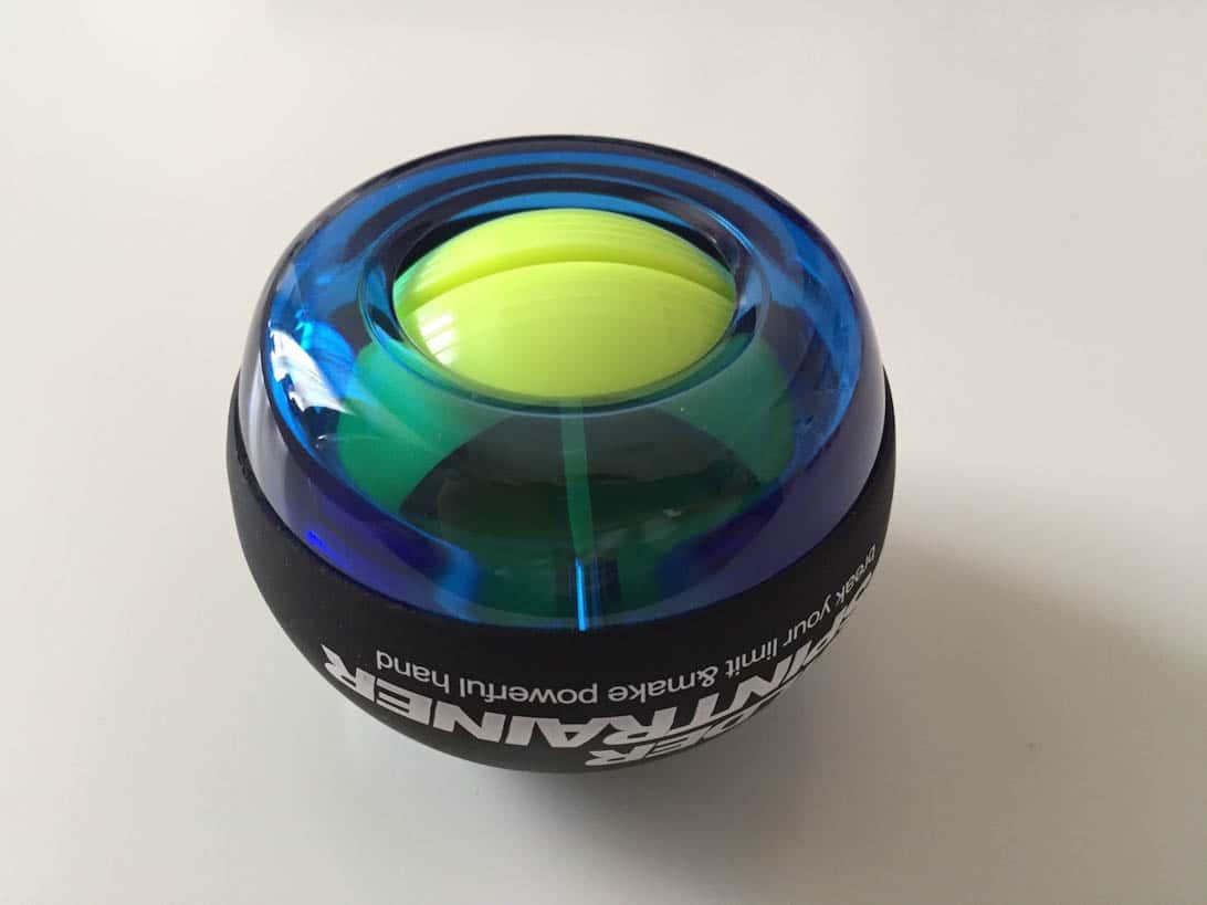 Roller wrist ball 5