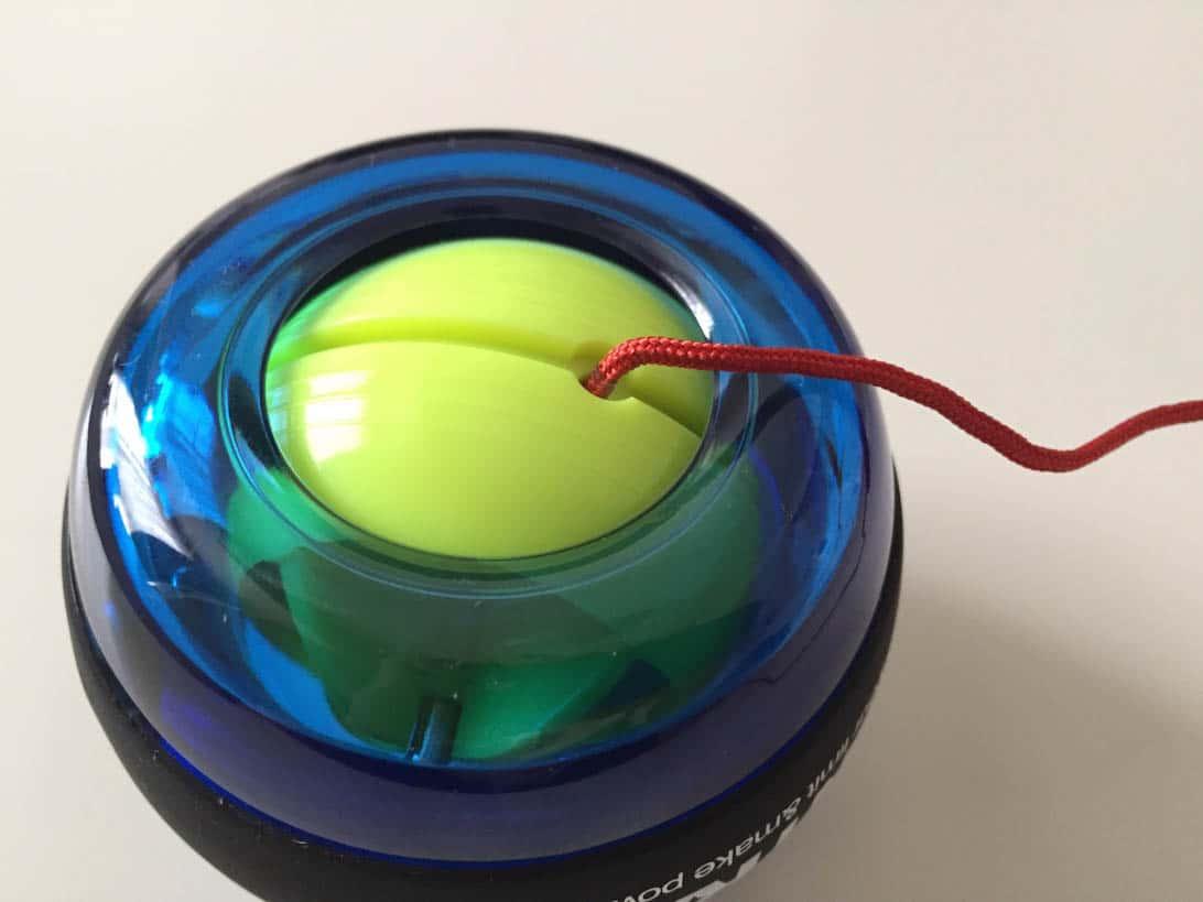 Roller wrist ball 6