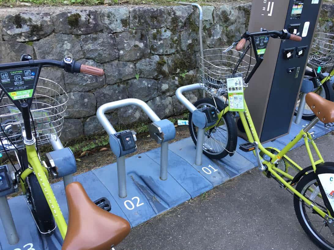 Kanazawa rentacycle machinori 10