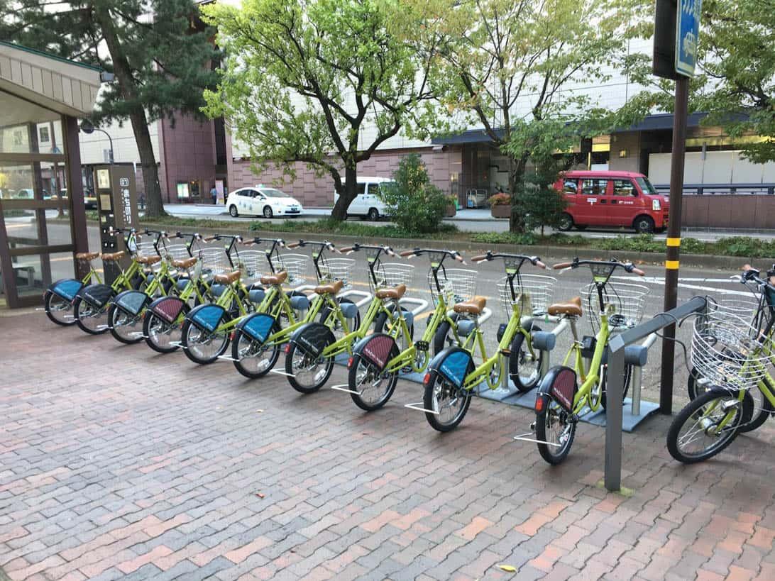 Kanazawa rentacycle machinori 11