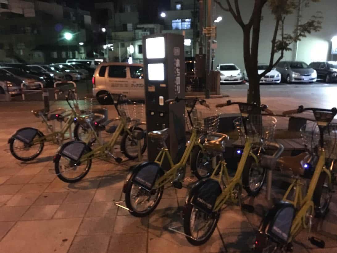Kanazawa rentacycle machinori 12
