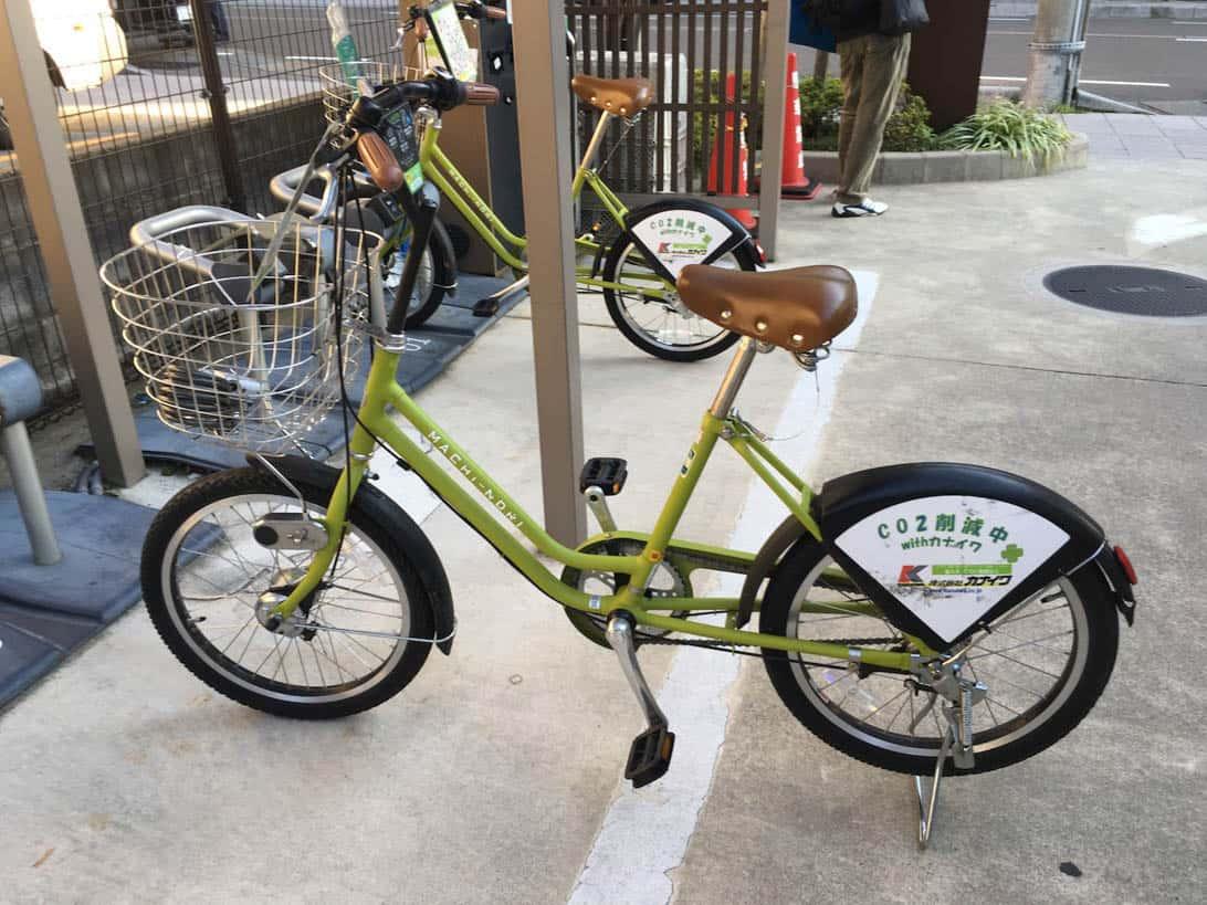 Kanazawa rentacycle machinori 8