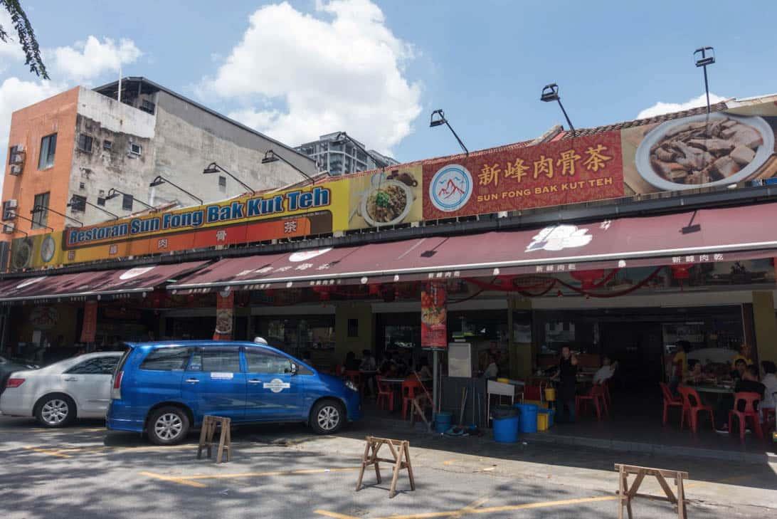 Kuala lumpur sun hong buk kut tea 1