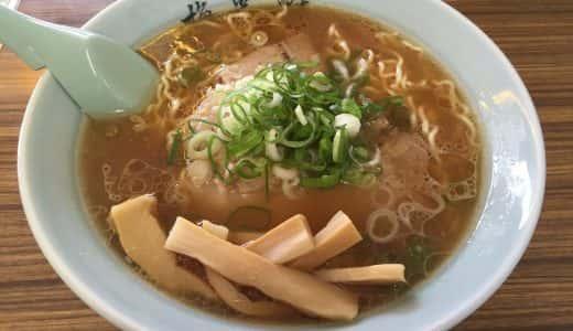 旭川ラーメンの有名店「梅光軒」動物と魚介のWスープ、好きな味でした。