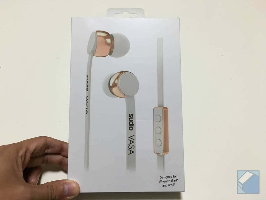 Sudio earphone vasa 1