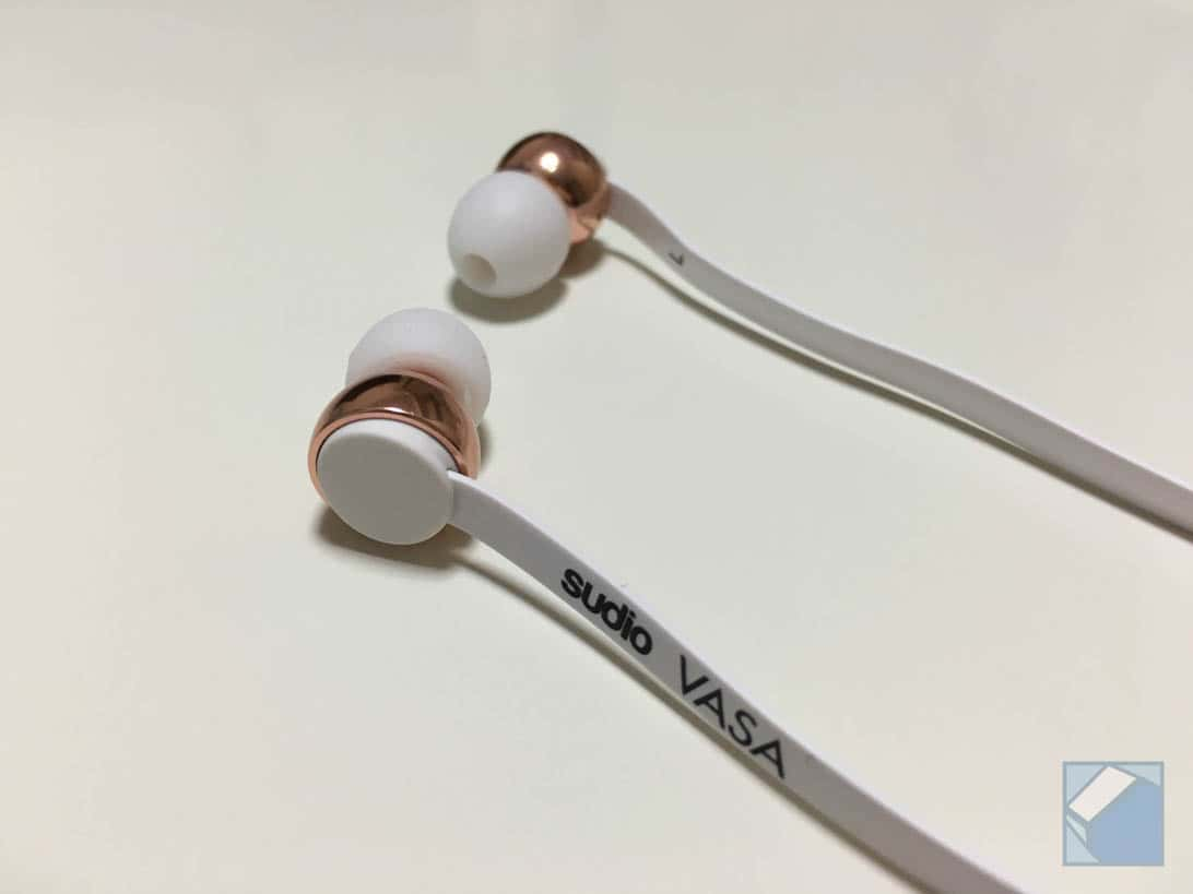 Sudio earphone vasa 7