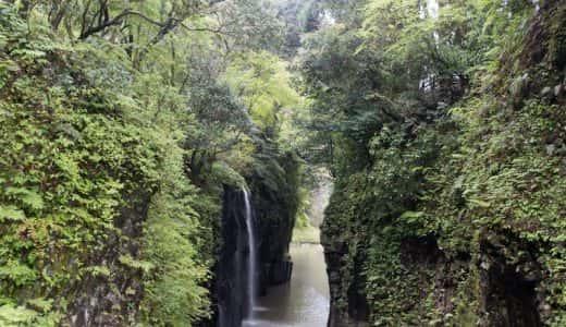 神々が住まう町・宮崎県高千穂町にある、自然の造り出した絶景「高千穂峡」