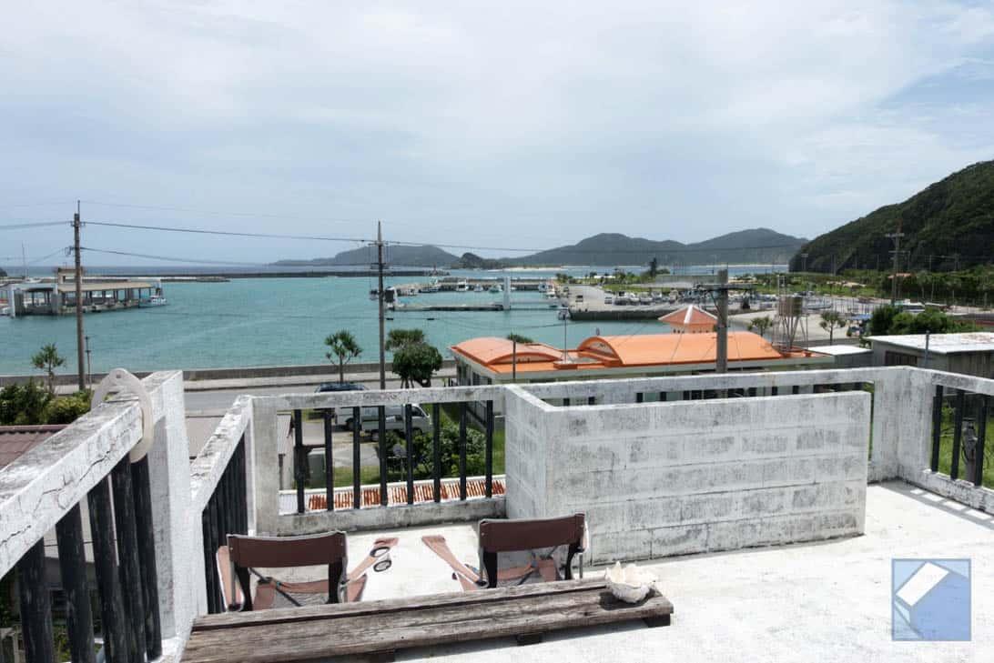 Zamami island sea 14
