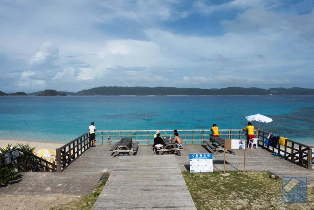 Zamami island sea 21