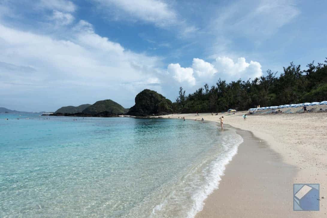 Zamami island sea 25