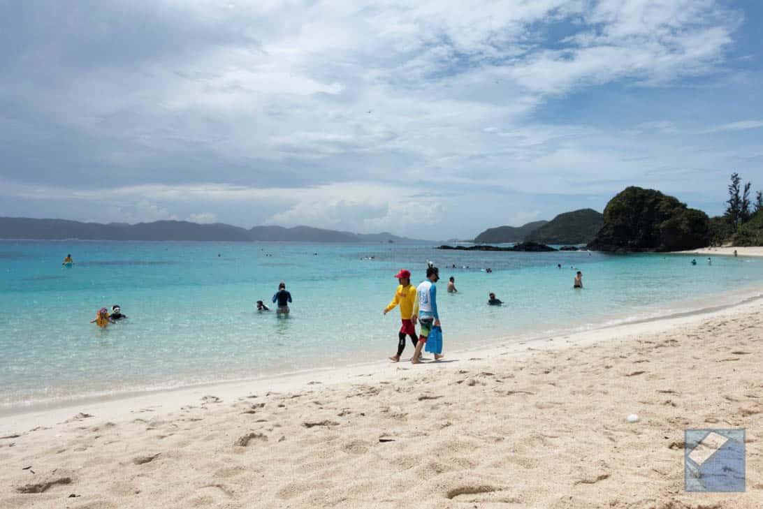 Zamami island sea 4