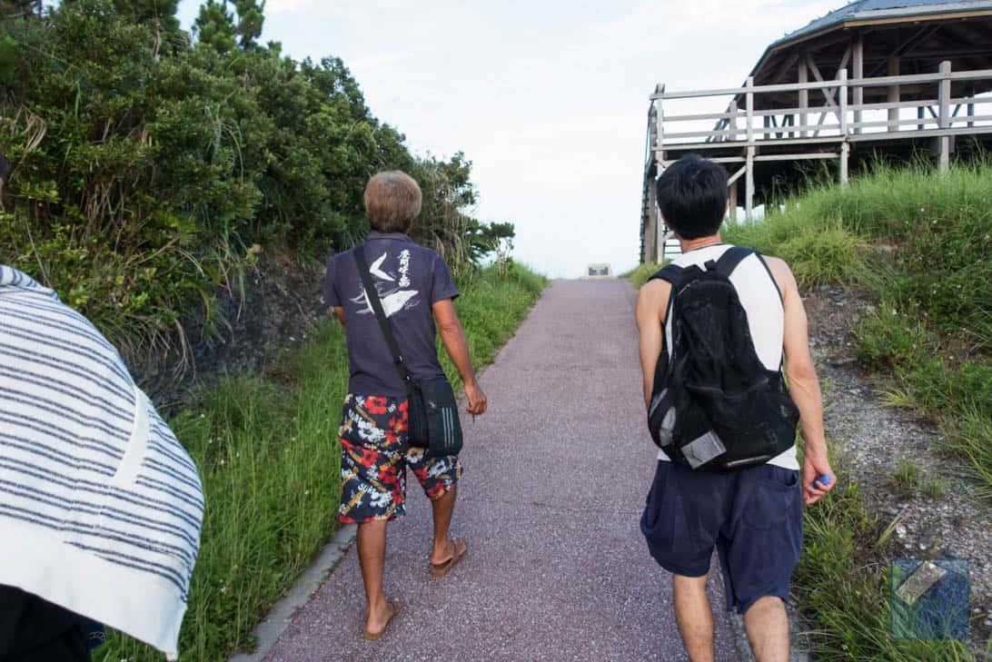 Zamami island sea 7