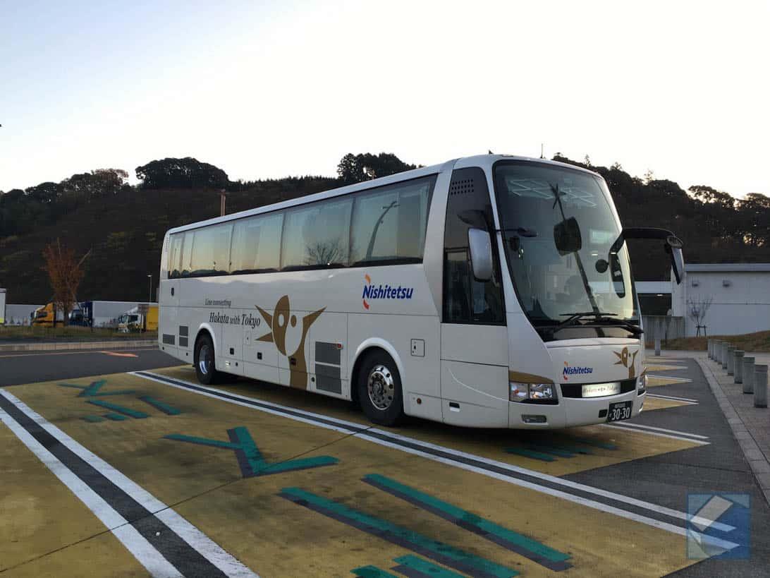 King of midnight bus hakata go 37