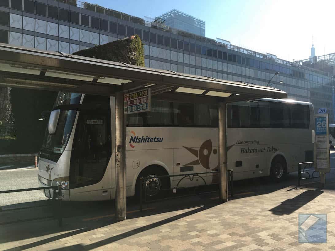 King of midnight bus hakata go 39