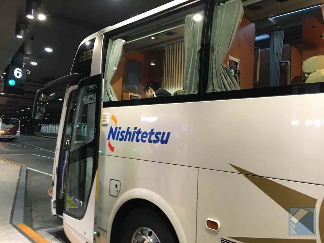 King of midnight bus hakata go 4