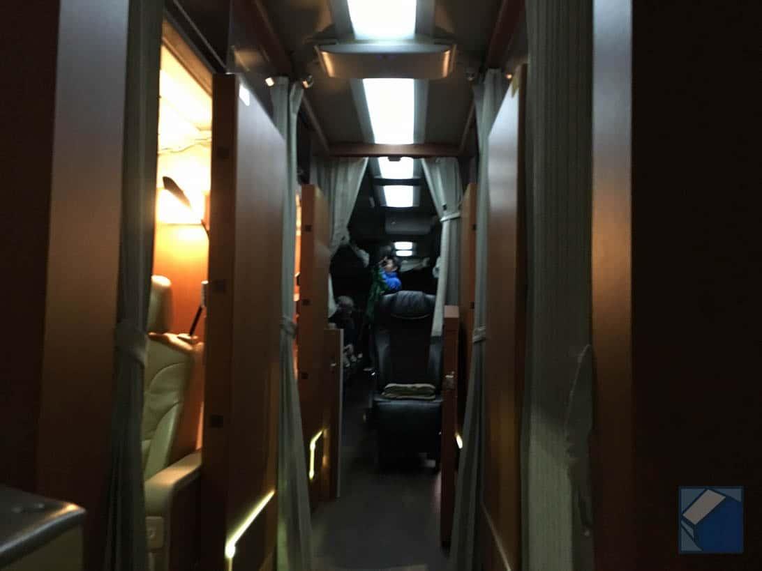 King of midnight bus hakata go 5