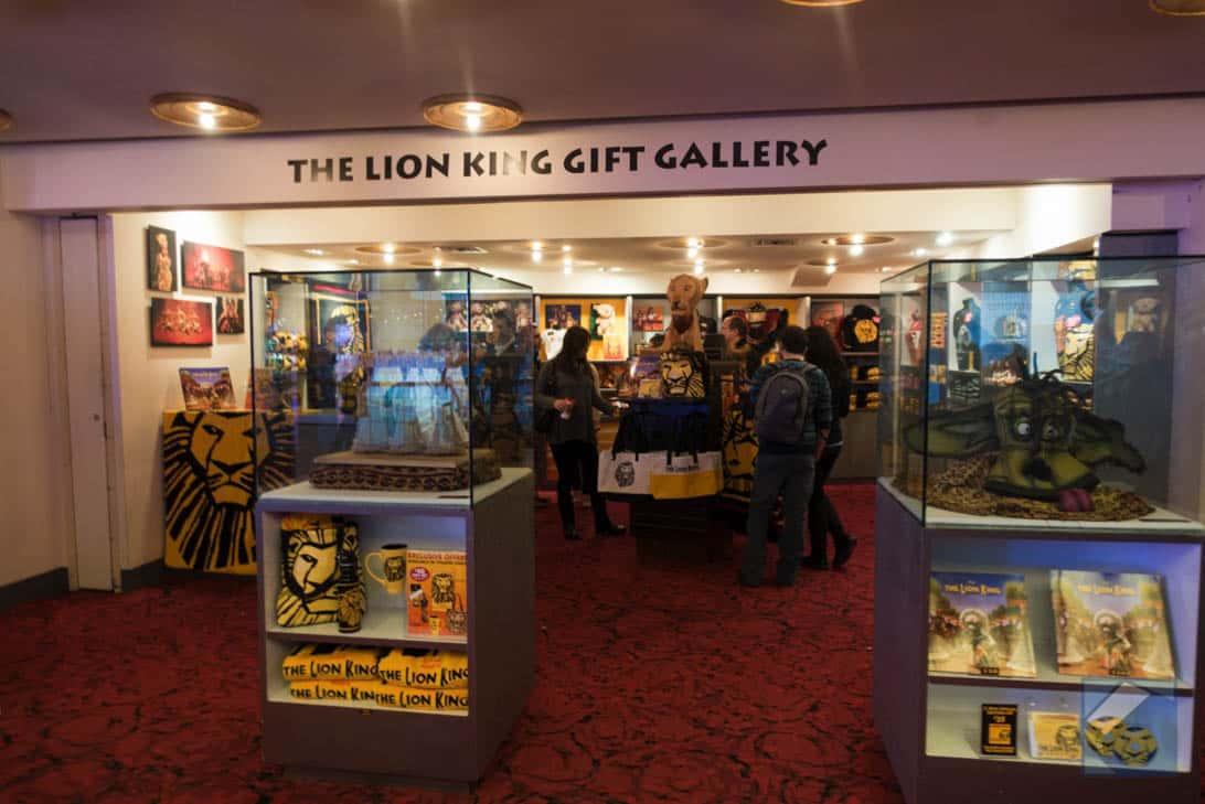 Newyork musical lion king 10