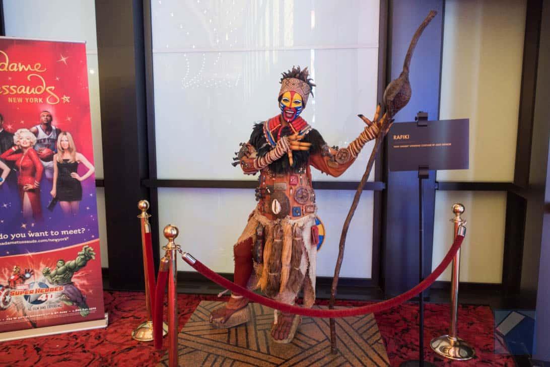 Newyork musical lion king 7