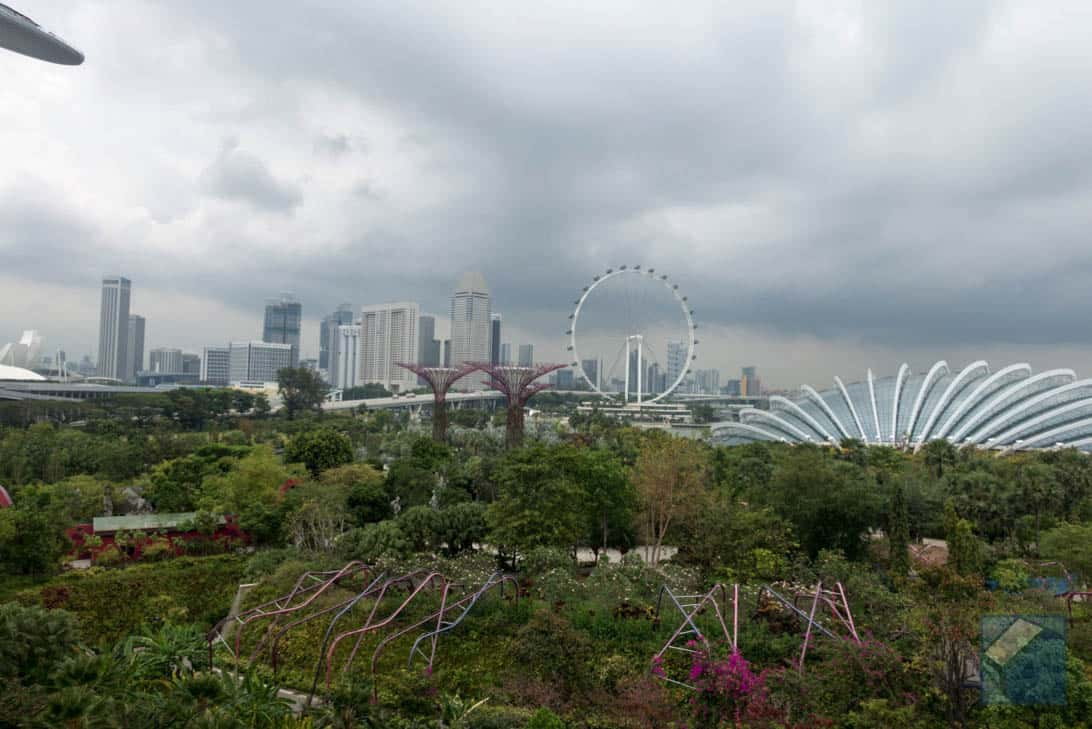 Gardens by the bay 14