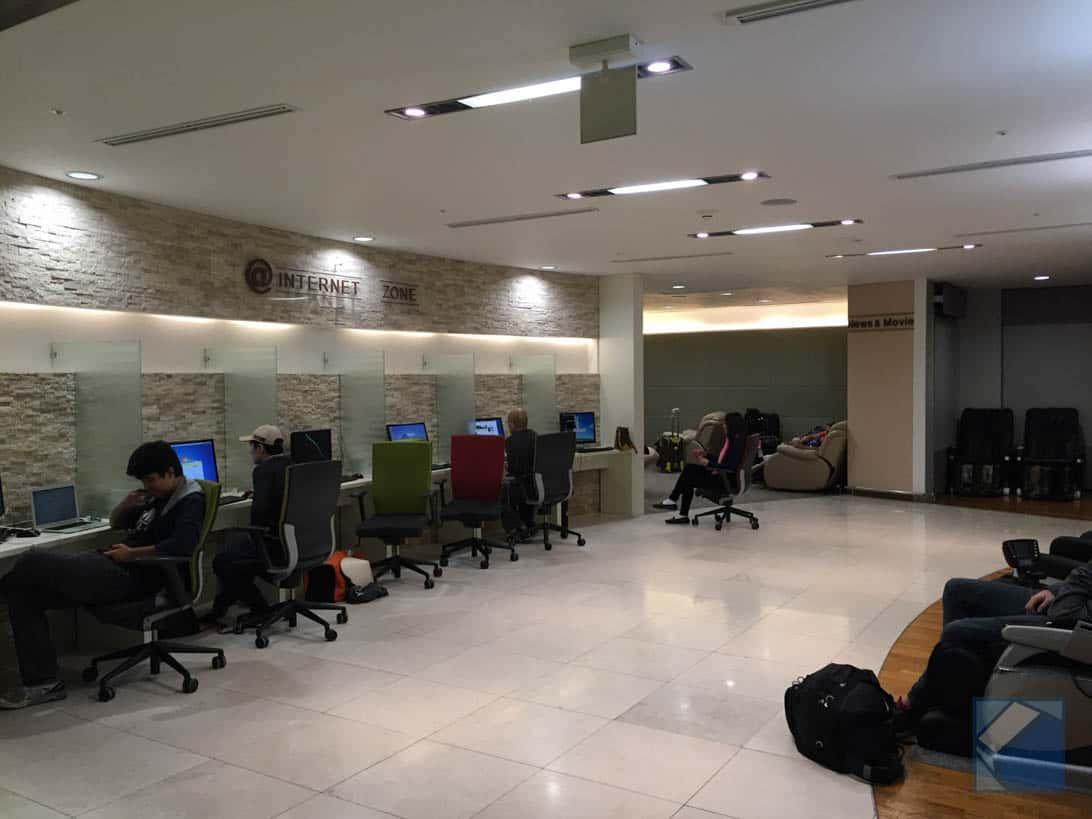 Incheon airport 9