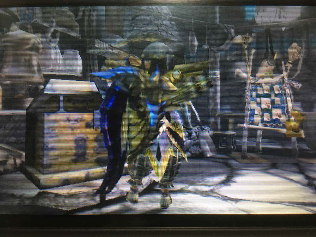 Monster hunter x bushido bow 8