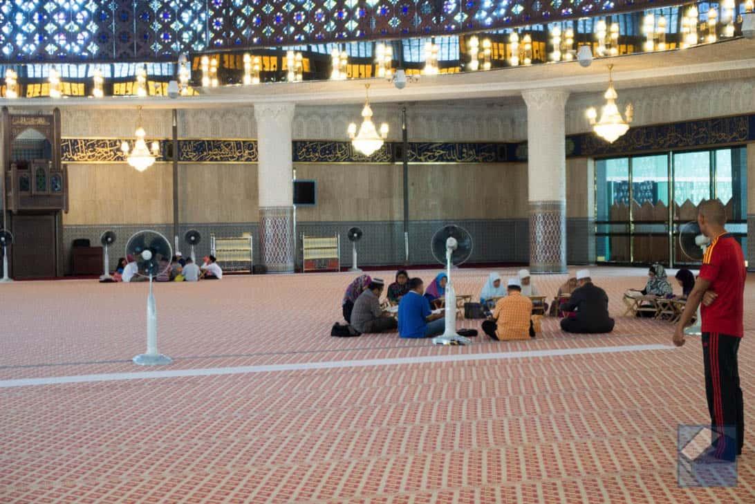 Mosque tour 22