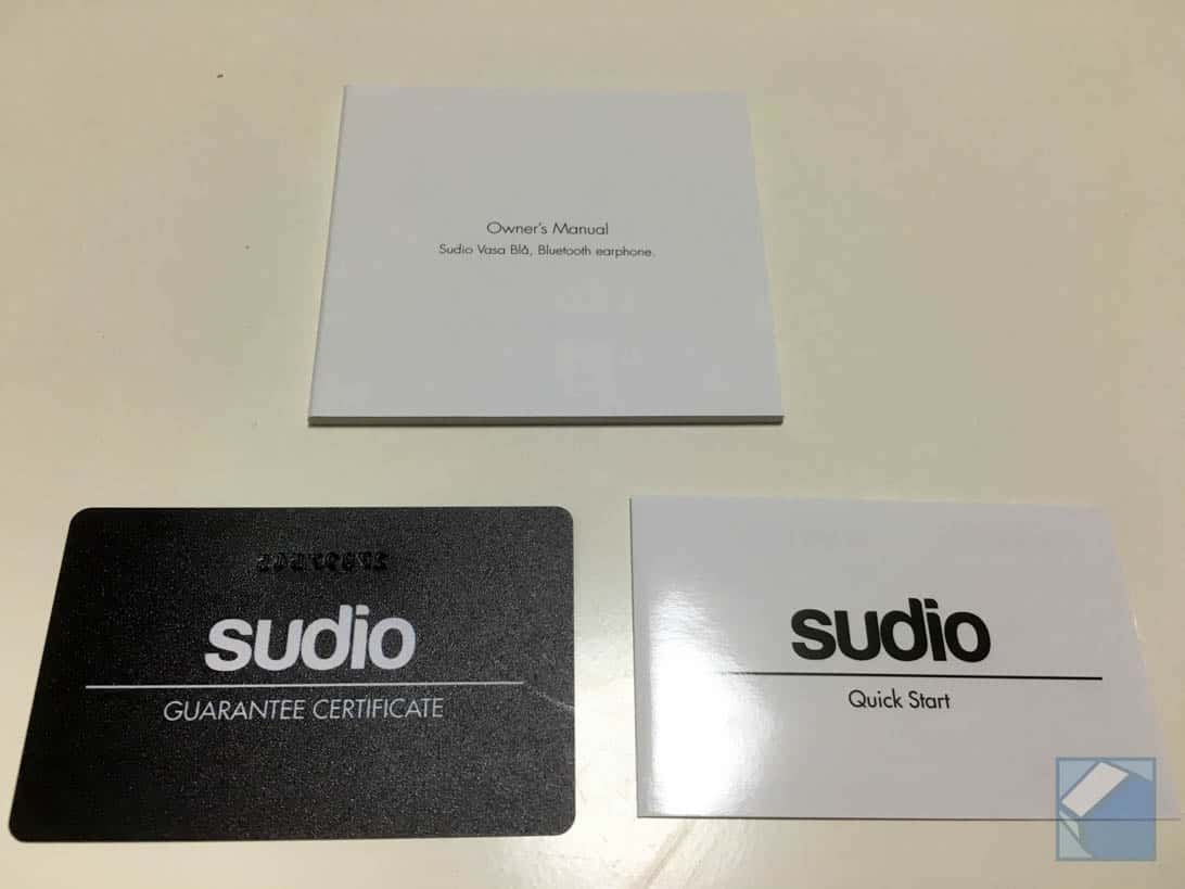 Sudio vasa bla bluetooth headphone 9