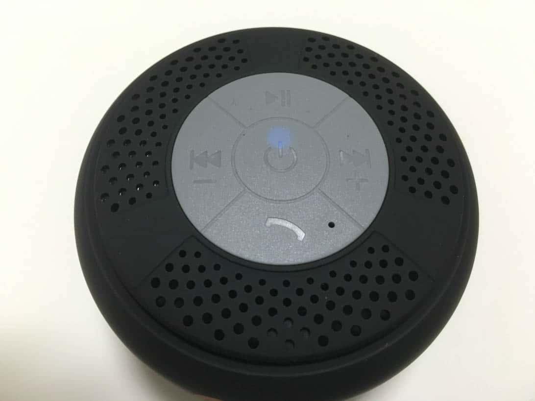 Tao tronics bluetooth rainproof speaker 10