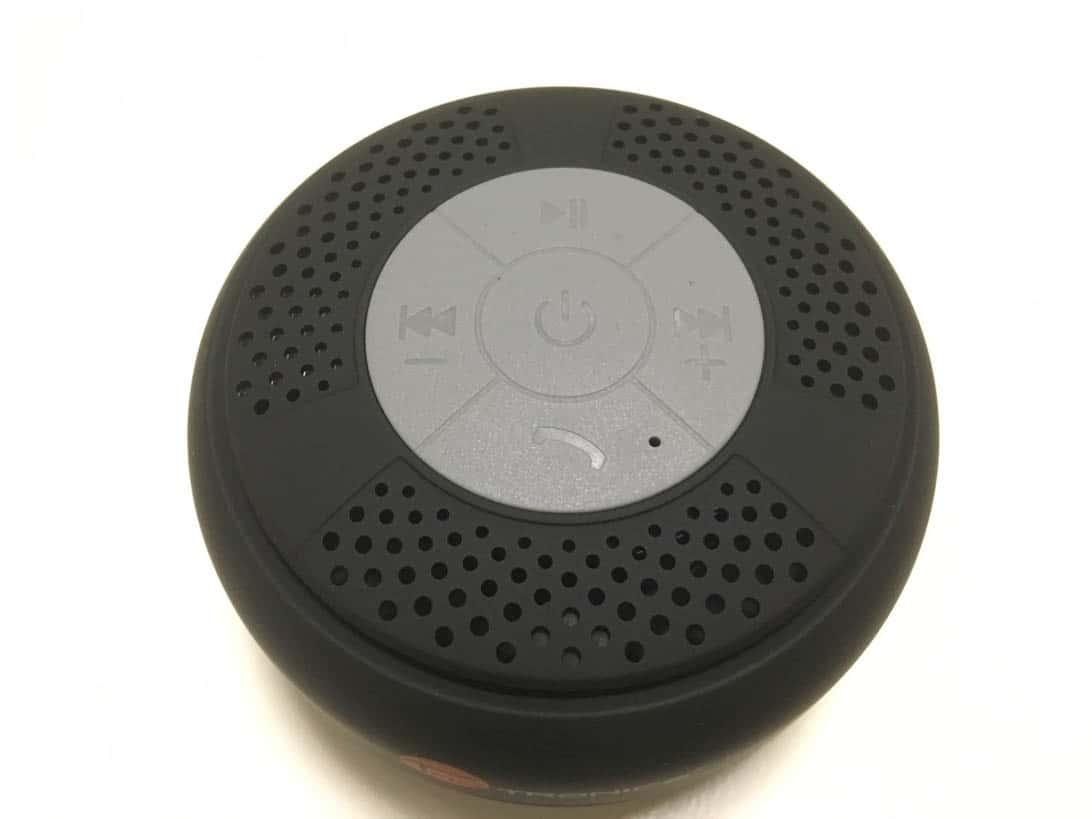 Tao tronics bluetooth rainproof speaker 3