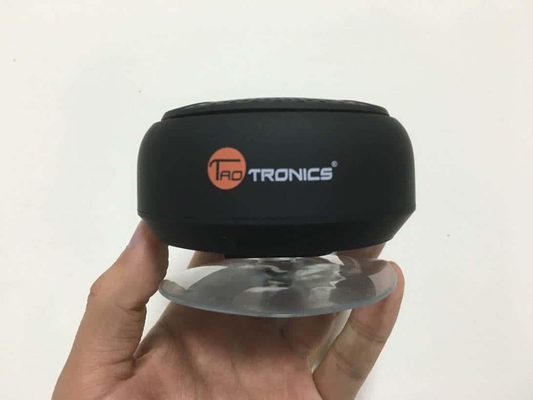 Tao tronics bluetooth rainproof speaker 4